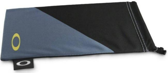 Oakley Agility Grey w/ Silver Microbag 102-157-001 888392230751