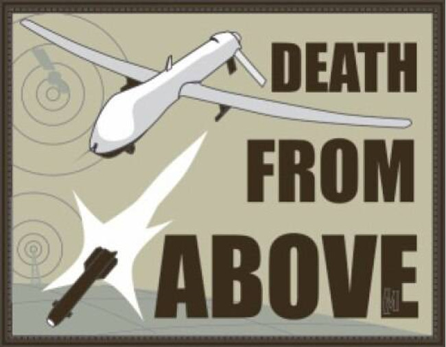 Maxpedition Death From Above Patch DFAB
