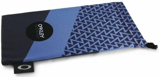 Oakley FR Printed French Blue w/ Grey Microbag 102-158-001 888392230768