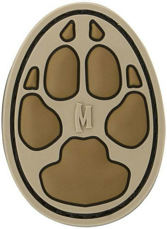 Maxpedition Dog Track 2 Patch DOG2