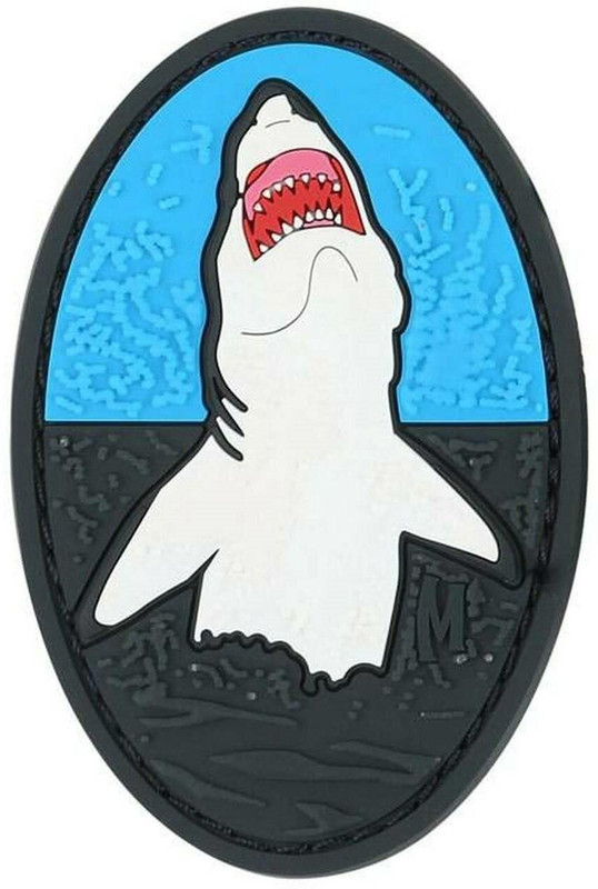 Maxpedition Great White Shark Patch GRTWS 846909016229