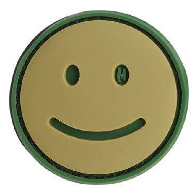 Maxpedition Happy Face Patch HAPY