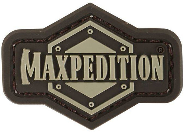 Maxpedition 1 Logo Patch INGL