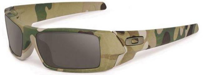 Oakley Multicam SI Gas Can Sunglasses 53-083 700285838168