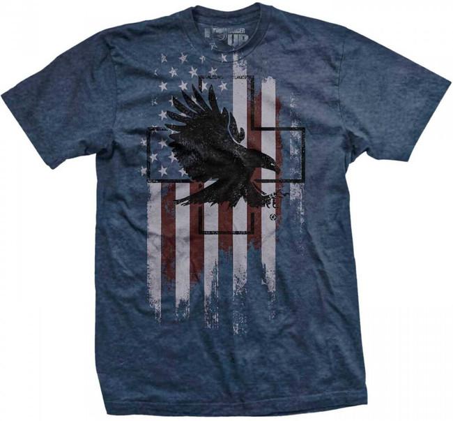 North American Rescue American Eagle Logo T-shirt AELT