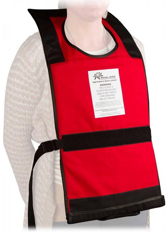 North American Rescue Emergency Body Armor 70-0023