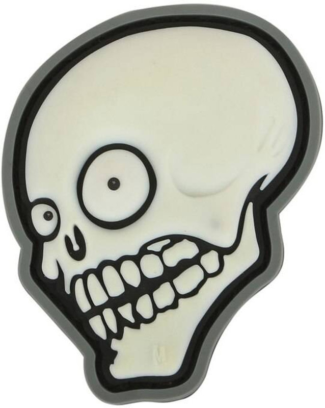Maxpedition Look Skull Patch LOOK