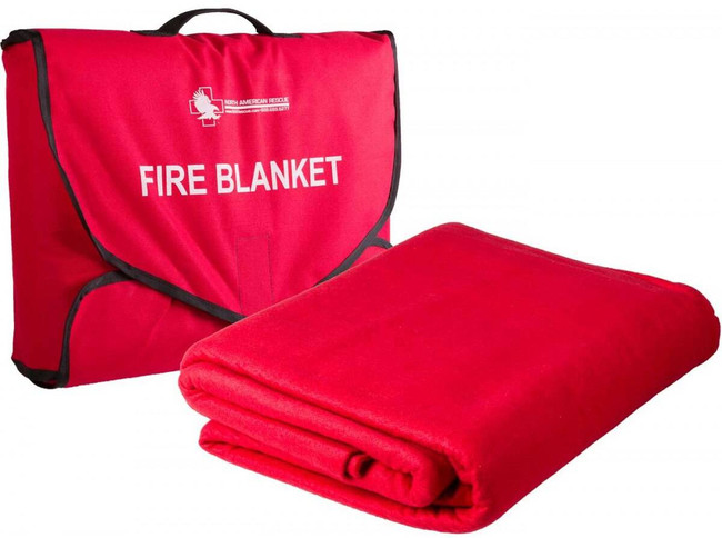 North American Rescue Fire Blanket FB