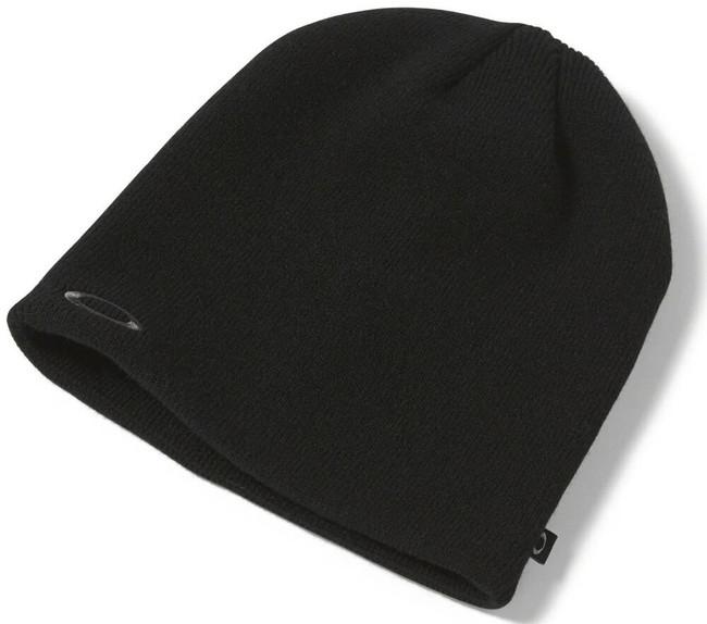 Oakley Fine Knit Beanie - Blackout 91099A-02E