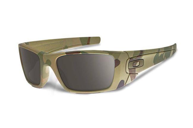 Oakley MultiCam Fuel Cell Sunglasses OO9096-MULTICAM