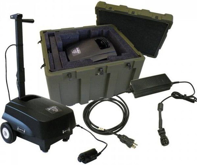 North American Rescue Paxlight Deluxe Battery Base Kit 60-0044