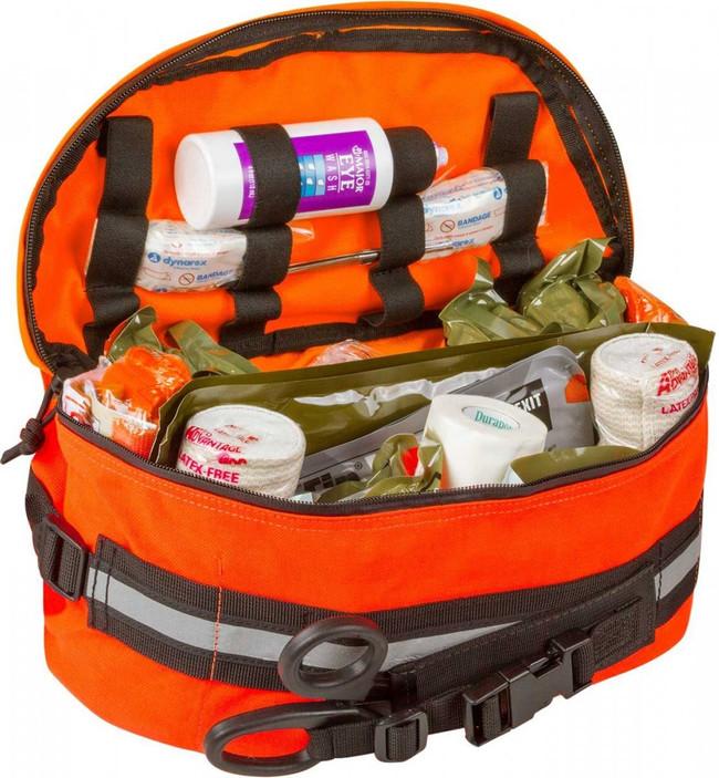North American Rescue Range Trauma Kit - ORG RTK-NA