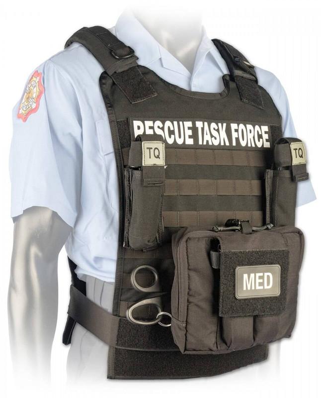 North American Rescue Task Force Vest Kit RTFV-KIT