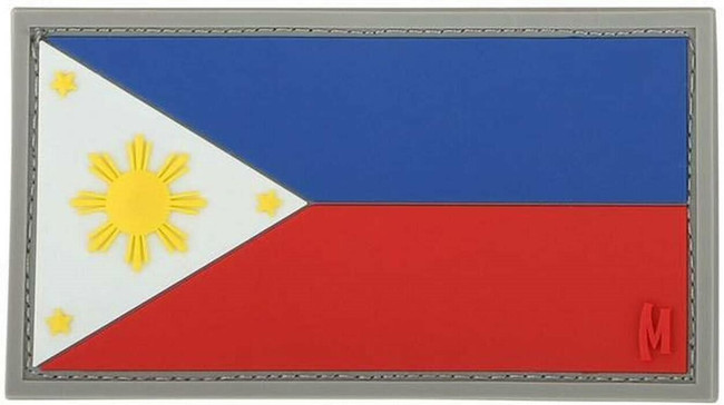 Maxpedition Philippines Flag Patch PHIL