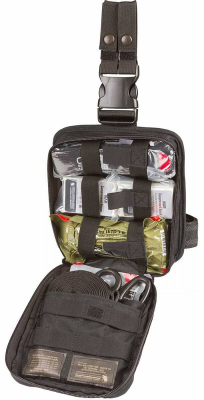 North American Rescue School Resource Officer SRO Individual Response Kit 85-0163