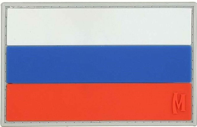 Maxpedition Russian Federation Flag Patch RUSSC 846909011538