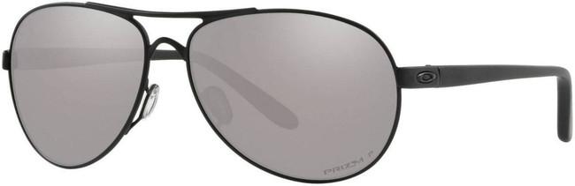 Oakley SI Feedback Blackside Sunglasses with PRIZM Black Polarized Lenses OO4079-3559 888392383815