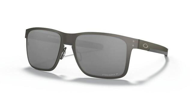 Oakley Holbrook Metal - Matte Gunmetal Frame & PRIZM Black Polarized Lens OO4123-0655 main