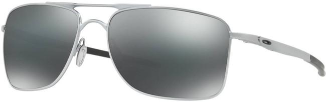 Oakley Gauge 8 M Matte Lead Sunglasses with Black OO4124-0757 888392271297