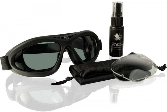 North American Rescue IPRO Tactical Goggle System ZZ-0109
