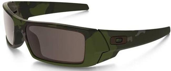 Oakley SI Gascan Multicam Tropic Sunglasses with Warm Grey Lenses OO9014-10 888392206497