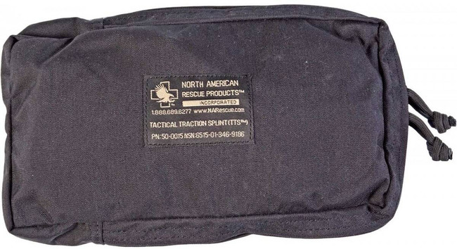 North American Rescue Tactical Traction Splint BAG ONLY TTS-BAG