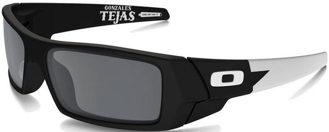 Oakley SI Gascan Gonzales With Black Iridium Sunglasses OO9014-3060 888392259349