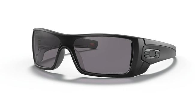 Oakley Batwolf - Matte Black Frame & Grey Polarized Lens OO9101-04
