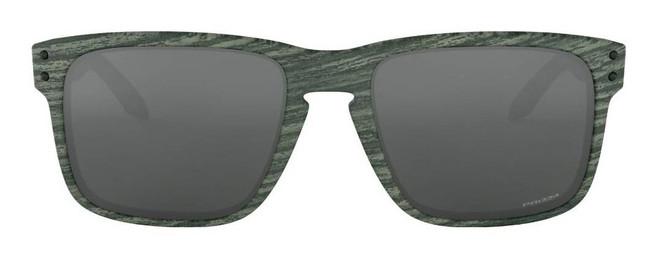 Oakley Holbrook Ivywood Sunglasses with PRIZM Black Lenses OO9102-H155 888392375971
