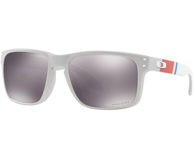Oakley SI Armed Forces Coast Guard Holbrook Matte Cool Grey Sunglasses with PRIZM Black Lenses OO9102-H955 888392392091