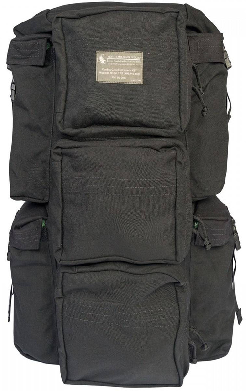 North American Rescue Warrior Aid And Litter Kit-Walk-Bag Only WARRIOR-KIT