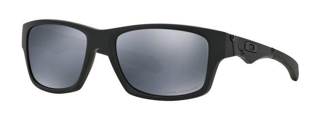 Oakley Jupiter Squared Matte Black Sunglasses with Black Iridium Lenses OO9135-0956 700285538174