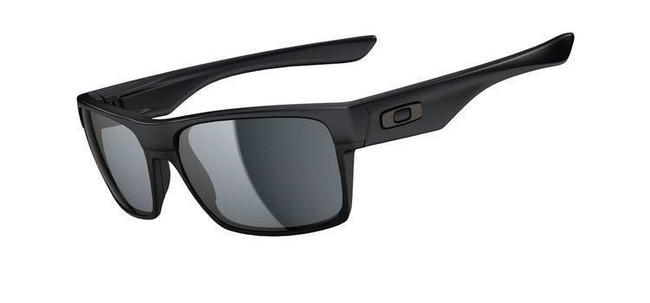 Oakley TwoFace Steel with Grey Sunglasses OO9189-05 700285645865