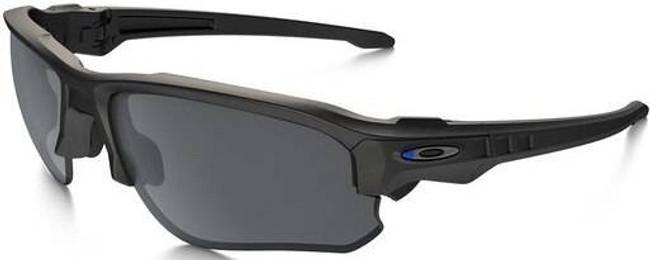 Oakley SI Speed Jacket Thin Blue Line Blue-Black With Black Iridium Sunglasses OO9228-10 888392229380