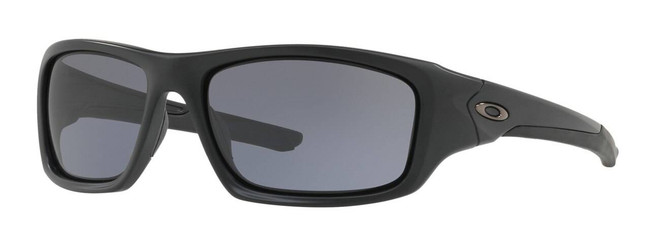 Oakley SI Valve Matte Black Sunglasses with Grey Lenses OO9236-08 700285879567