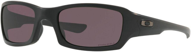 Oakley SI Fives Squared Matte Black Sunglasses with PRIZM Grey Lenses OO9238-3254 888392297167