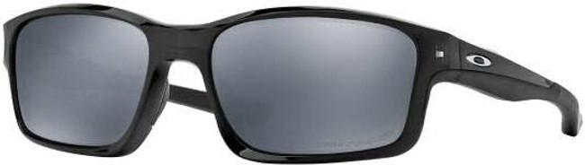 Oakley Chainlink Black Ink Sunglasses with Black Iridium Polarized Lenses OO9247-0957 700285910703