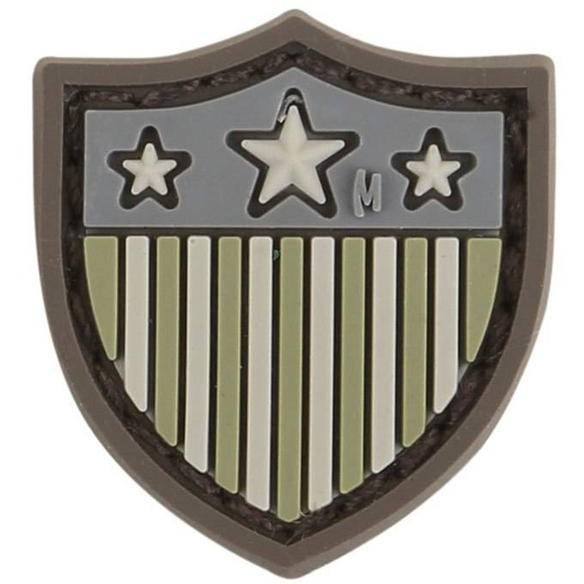 Maxpedition USA Shield Micropatch USSD