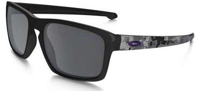 Oakley IH Sliver Digital Camo Sunglasses witih Black Iridium Lenses OO9262-36