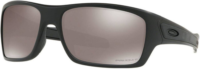 Oakley SI Turbine Blackside Sunglasses with PRIZM Black Polarized Lenses OO9263-5063 888392348357