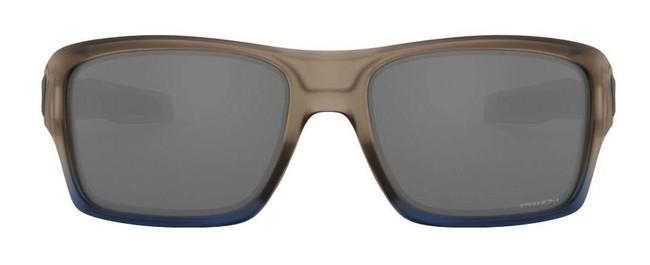 Oakley Turbine Navy Mist Sunglasses with PRIZM Black Lenses OO9263-5263 888392355935