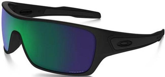 Oakley SI Turbine Rotor Matte Black Sunglasses wit OO9307-1132 888392259417
