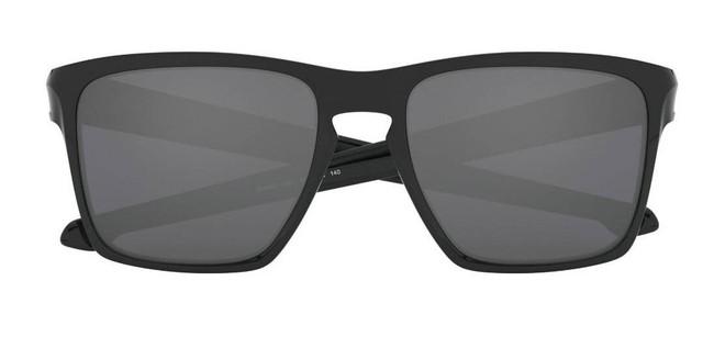 Oakley Sliver XL Polished Black Sunglasses with Black Iridium Lenses OO9341-05 888392214867