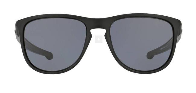 Oakley Sliver R Matte Black Sunglasses with Grey Lenses OO9342-01 888392214676