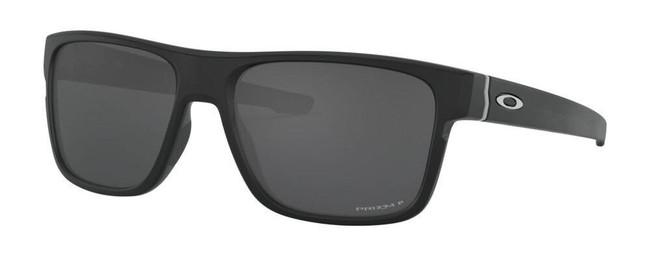 Oakley Crossrange Polished Black Glasses with Black Iridium Lenses OO9361-0257 888392264831