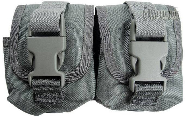 Maxpedition Double Frag Grenade Pouch 1436