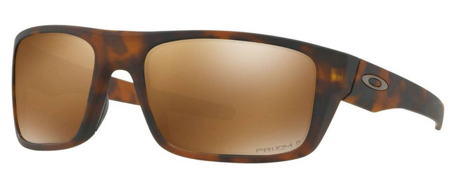 Oakley SI Drop Point - Matte Tortoise Frame & PRIZM Tungsten Polarized Lens OO9367-1760