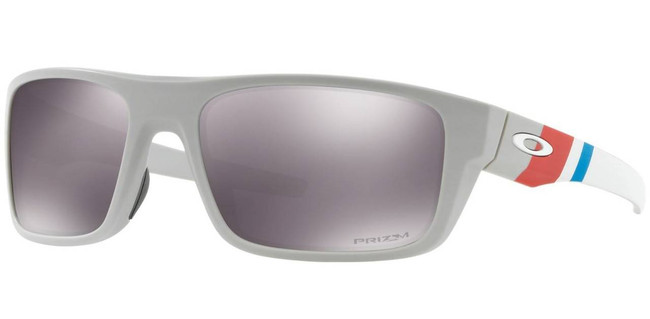 Oakley SI Armed Forces Coast Guard Drop Point Matte Cool Grey Sunglasses with PRIZM Black Lenses OO9367-2560 888392392046