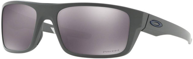 Oakley SI Armed Forces Air Force Drop Point Matte Dark Grey Sunglasses with PRIZM Black Lenses OO9367-2760 888392392060