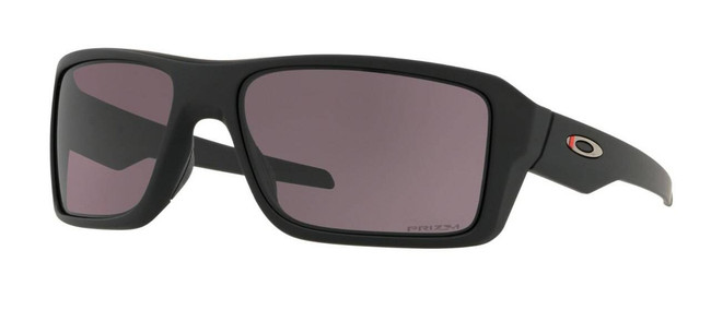 Oakley SI Double Edge Thin Red Line Collection - Matte Black Frame & Prizm Grey Lens OO9380-1766